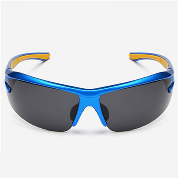 Best Fishing Sunglasses High Quality Polarized Male Eyewear Goggles Fully Polarized UV400 Plastic Frame Extra Image 5