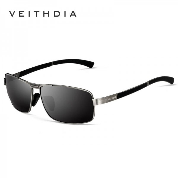 Best Hiking Sunglasses For Men And Women Polarized Rectangle UV400 Eye Accessories From Veithdia Brand Extra Image 0