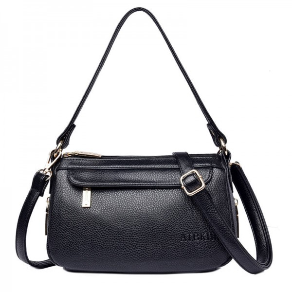 Best Quality Female Fashion Handbags Genuine Leather Crossbody Bags Las Party Purse For Women