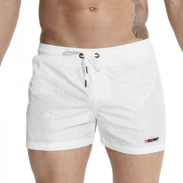 Bright Color Beach Shorts Swim Wear Shorts Desmiit Beach Trunks Swimsuits Summer Surfing Shorts For Men
