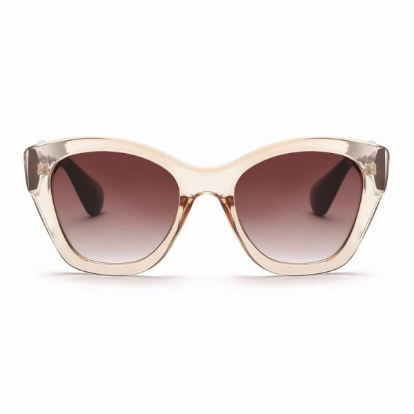 Butterfly Sunglasses High Quality Vintage Eyewear Latest Designer Sun Shades For Female UV400 Lens Extra Image 1