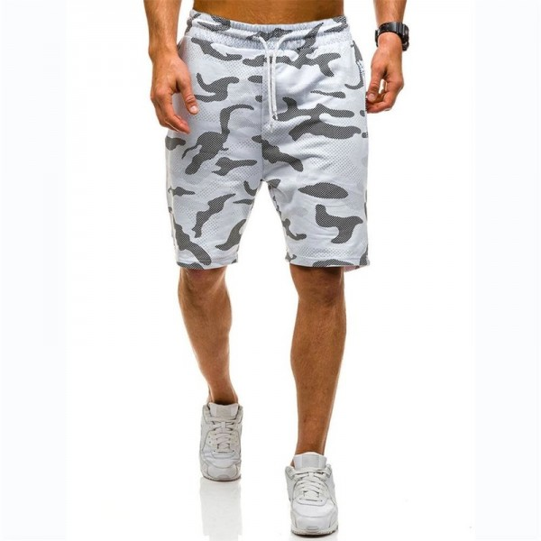 Camouflage Board Shorts Men Boardshorts Beach Shorts For Swimming Bermuda Surf Swimsuit Man Swimwear