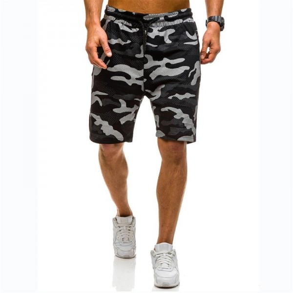 Camouflage Board Shorts Men Boardshorts Beach Shorts For Swimming Bermuda Surf Swimsuit Man Swimwear Extra Image 2