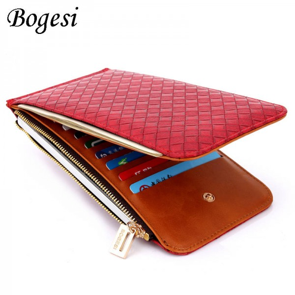 Cardholder Wallet And Purse Women Wallets Carteria Clutch Billeteras Porte Wallets For Women Thumbnail