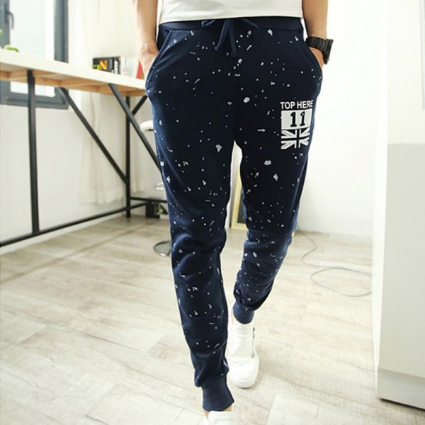 Casual Pants Hot Sale Printing Hip Hop Harem Brand Clothing Sweatpants Trousers Slim Fit Army Pantalon Men Joggers Extra Image 2