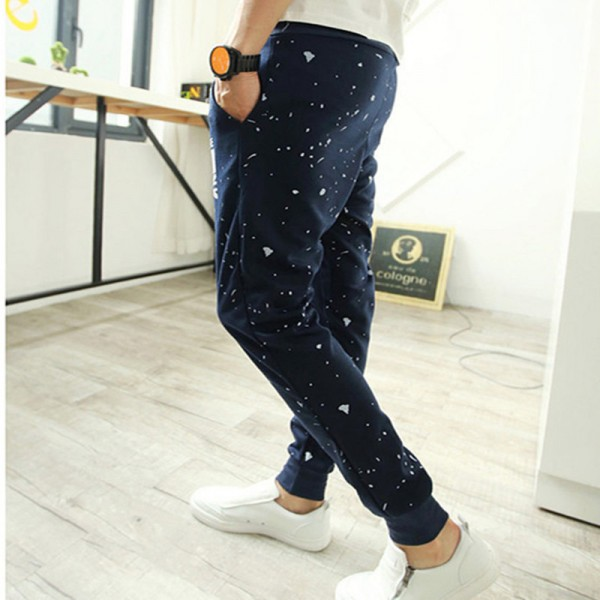 Casual Pants Hot Sale Printing Hip Hop Harem Brand Clothing Sweatpants Trousers Slim Fit Army Pantalon Men Joggers Extra Image 4