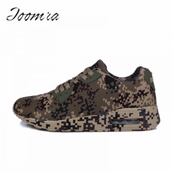 Casual Shoes Fashion Breathable Air Mesh Unisex Hot sale Footwear Wayfarer Size 36 46 Camouflage Light Weight Shoes Men Extra Image 1