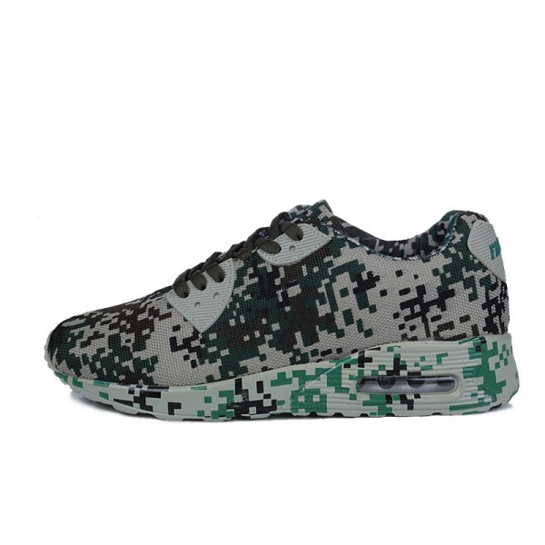 Casual Shoes Fashion Breathable Air Mesh Unisex Hot sale Footwear Wayfarer Size 36 46 Camouflage Light Weight Shoes Men Extra Image 2
