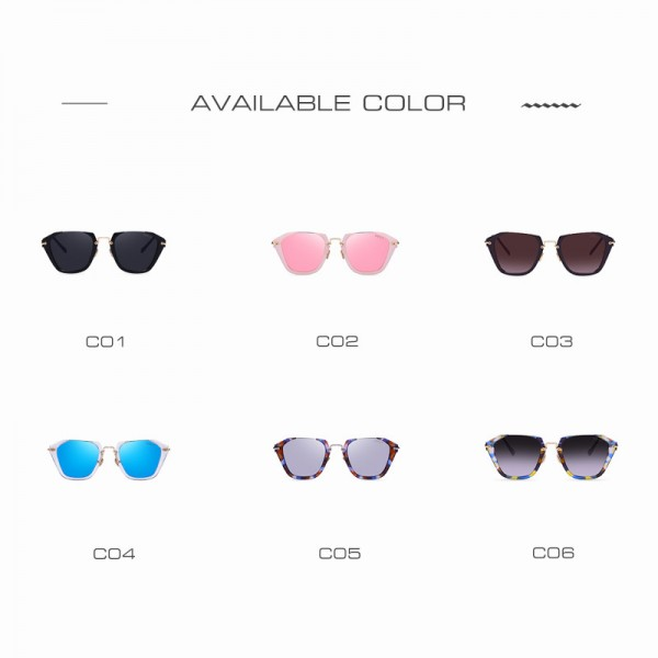 Cat Eye Sunglasses Women Fashion Luxury Original Design Sun Glasses Reflective Mirror Lens Gafas de sol UV400 Extra Image 5