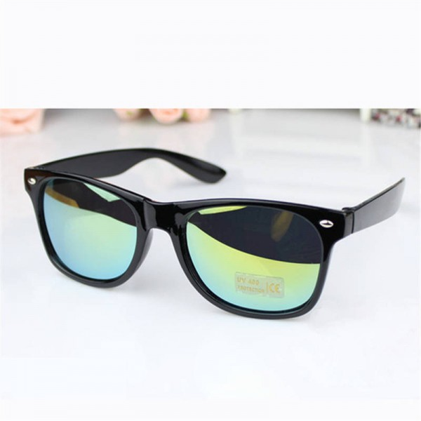 Classic Vintage Eye Glasses Goggles For Men And Women, High Quality Plastic Frame Light Adult Sunglasses Extra Image 4