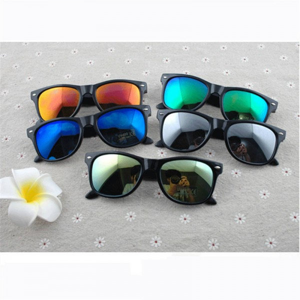 Classic Vintage Eye Glasses Goggles For Men And Women, High Quality Plastic Frame Light Adult Sunglasses Extra Image 5