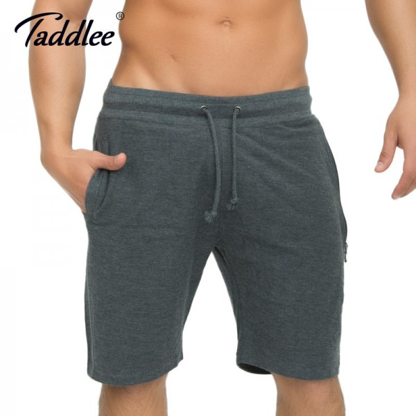Cotton Shorts Sports Running Gasp Gym High Stretch Boxers Bottoms Jogger Cargo Fitness Bodybuilding Trunks