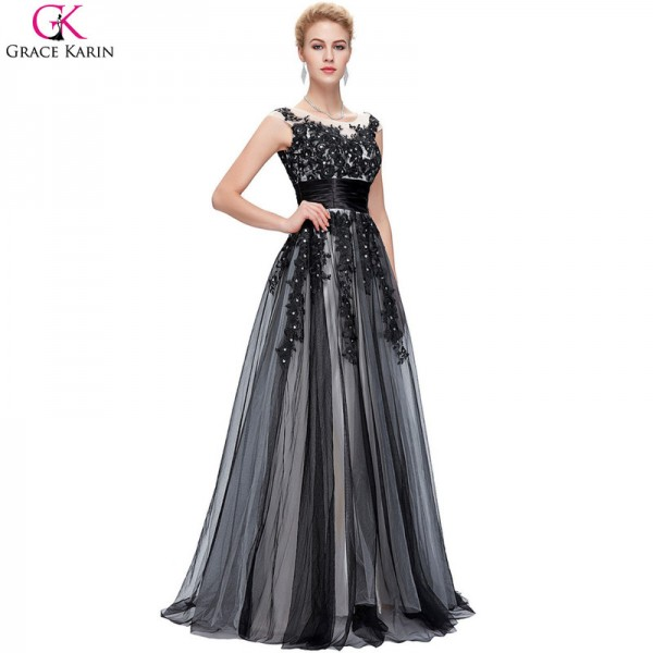 Elegant Long Evening Dress Beaded Tulle Mother Of The Bride Dresses Vestidos Formal Gowns Robe De Soiree Extra Image 3