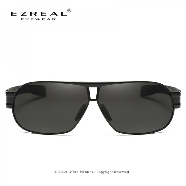 EZREAL Polarized Sunglasses Men Sun Glasses Women Male Oversized For Driving Shades Oculos De Sol Masculino With Box Extra Image 6