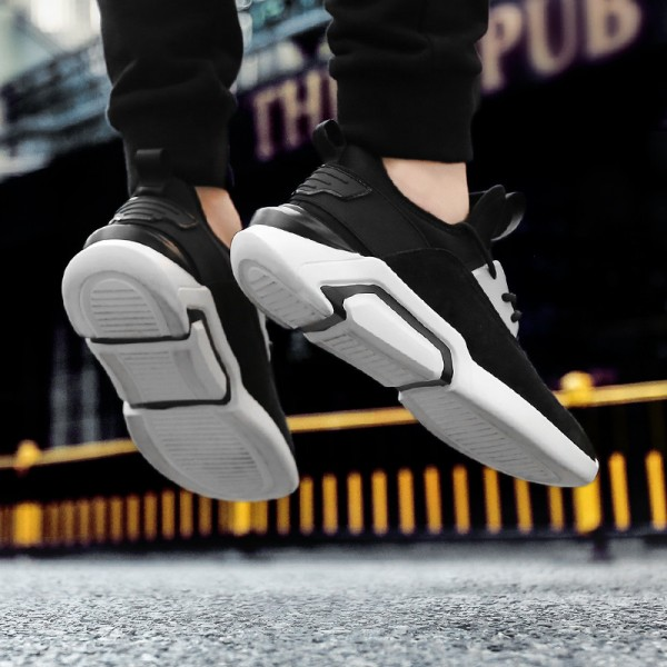 Fashion Casual Shoes Comfortable Oxford Fabric Male High quality Hard Wearing Brand Men Casual Shoes Zapatillas Hombre Extra Image 4