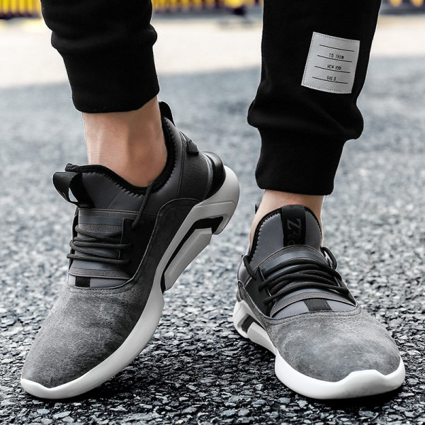 Fashion Casual Shoes Comfortable Oxford Fabric Male High quality Hard Wearing Brand Men Casual Shoes Zapatillas Hombre Extra Image 6