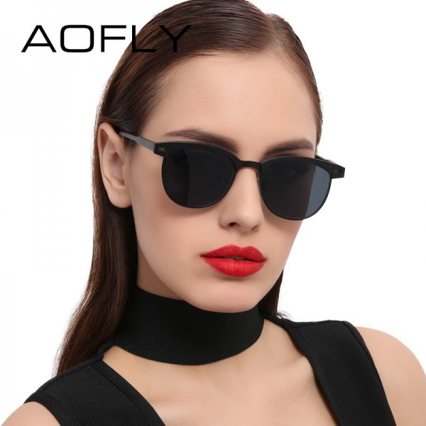 Fashion Lady Sunglasses Metal Half Frame Sun glasses for Women Brand Designer Vintage Square Mirror Shades UV400