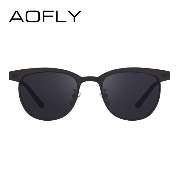 Fashion Lady Sunglasses Metal Half Frame Sun glasses for Women Brand Designer Vintage Square Mirror Shades UV400 Extra Image 4