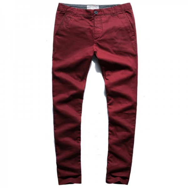 Fashion New High quality Casual cargo Mens pants winter business design cotton trousers men long pants Extra Image 3