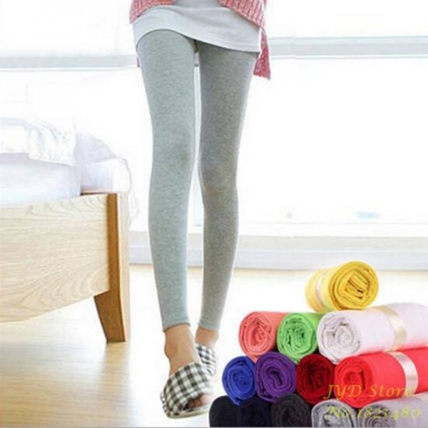 Fashion Spring Autumn Modal Leggings Thin Cotton Trousers Sexy High Quality Women Thumbnail