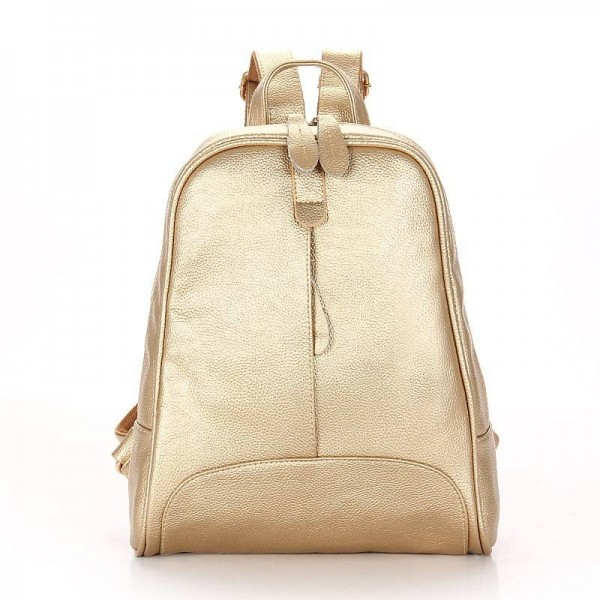 42eb1559110c Fashion Women Backpacks Genuine Leather Girls School Bags Student Shoulder  Bags Casual Backpacks Thumbnail ...