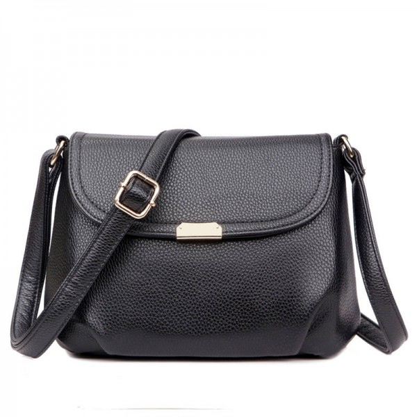 Fashion Women Small Bags Soft Bags Leather Cowhide Vintage Women Leather Bags Shoulder Bags Thumbnail