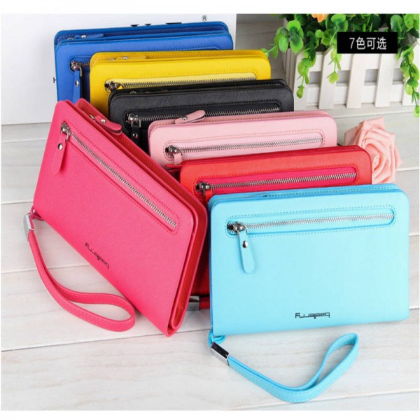 Female Coin Purse Single Zipper Clutch Bag Wallet Women Purses New Arrival For Ladies Thumbnail
