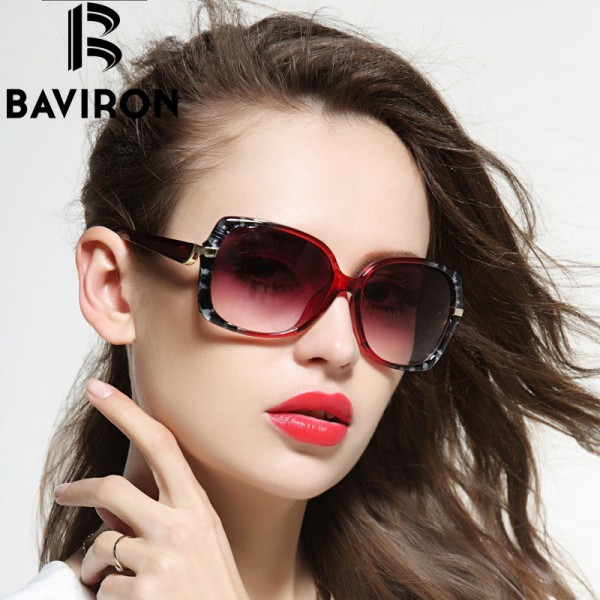Gorgeous Oversized Sunglasses Women Plastic Casual Outfits Glasses Feminino Look Stylish UV400 Colorful Female Eyewear Extra Image 2