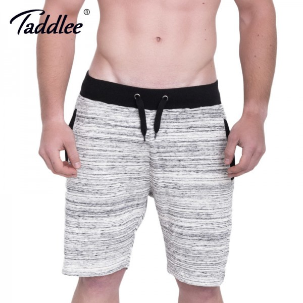 Gym Shorts Sport Running Fitness Gasp Short Bottoms Bodybuilding Training Soft Stretch Boxer Trunks Big Size Trunks