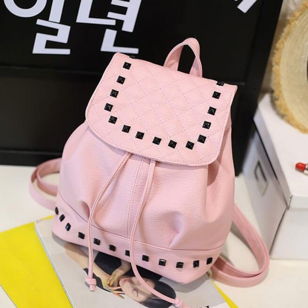 Korean Style Backpacks For Women New Shoulder Bags Mini Backpack For  Teenage College Girls Mochila Backpacks ... 4b5dbb5ed0698