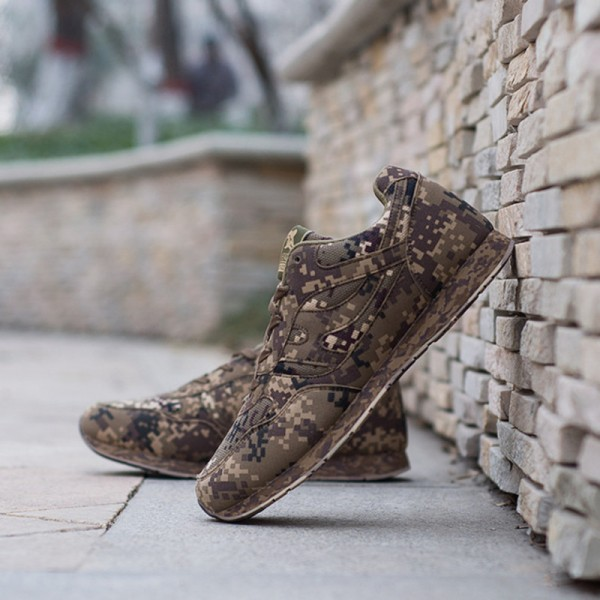 buy desert digital camouflage military shoes breathable