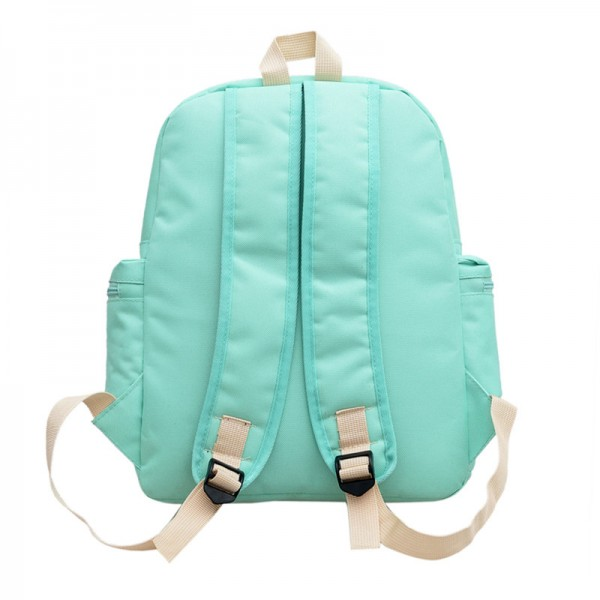 Latest Arrival Preppy Style Backpacks For Women High Quality Canvas School Bags Rucksacks Travel Bags For Young Ones Extra Image 3