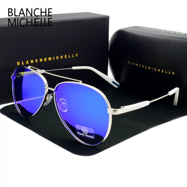 Luxury Vintage Sunglasses For Women Polarized Anti UV Designer Shades Female Eyewear Travel Sunglasses