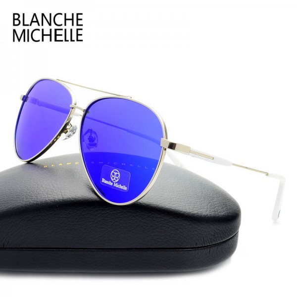 Luxury Vintage Sunglasses For Women Polarized Anti UV Designer Shades Female Eyewear Travel Sunglasses Extra Image 3