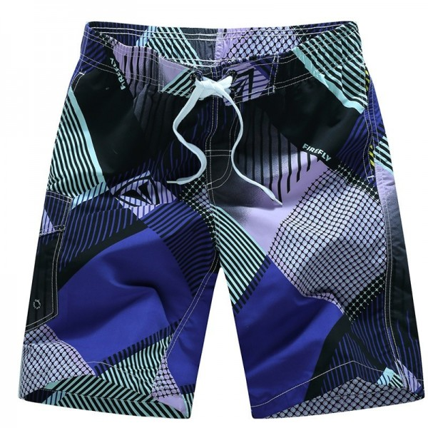 Mens Shorts Surf Board Shorts Summer Sport Beach Homme Bermuda Short Pants Quick Dry Silver Boardshorts