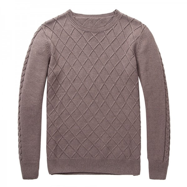 Mens Sweaters Cardigans New Autumn Winter Fashion Brand Mens Clothing High Quality Pullover Tees Knitted For Men Extra Image 6