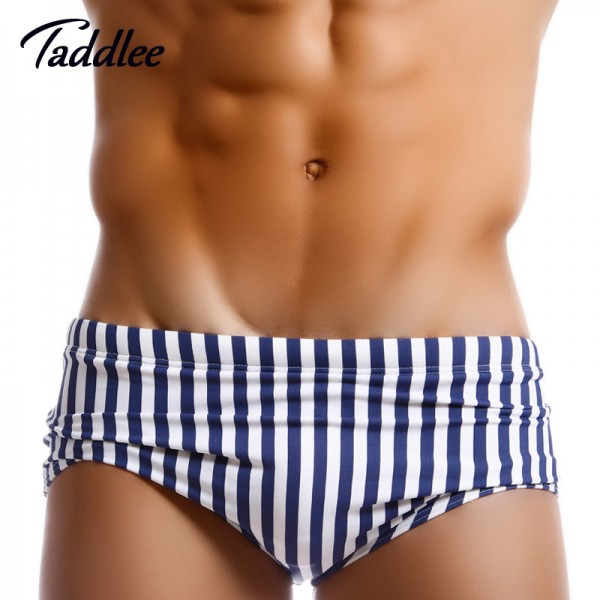5bb2060f8588c Buy New 2018 Mens Low Waist Swim Trunks Surfing Shorts Swimwear Swimsuits  For Men Brazilian Style Boxer