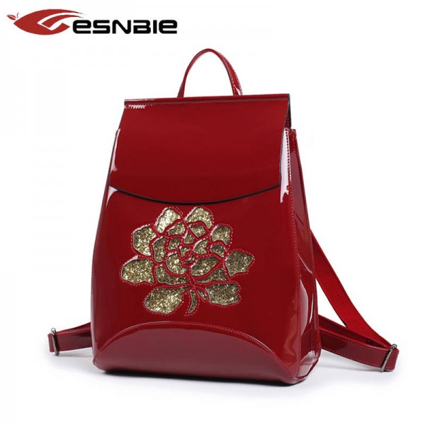 New Arrival Backpack Top Quality Leather Backpacks For Girls New Fashion Shoulder Bags For Women Thumbnail
