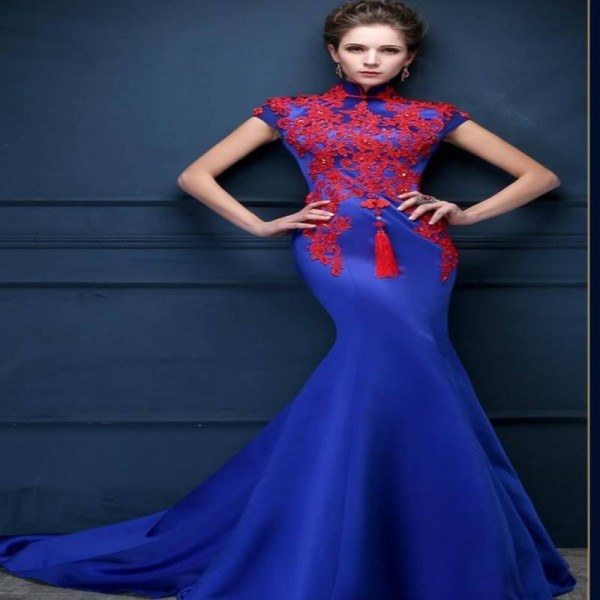 New Arrival Evening Dress Prom Dress Bridal Gowns Wedding Dress Long ...
