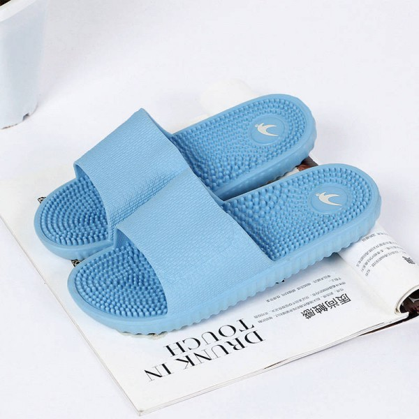 New Arrival Fashion Candy Color Lightweight Massage Slippers For Women New Thumbnail