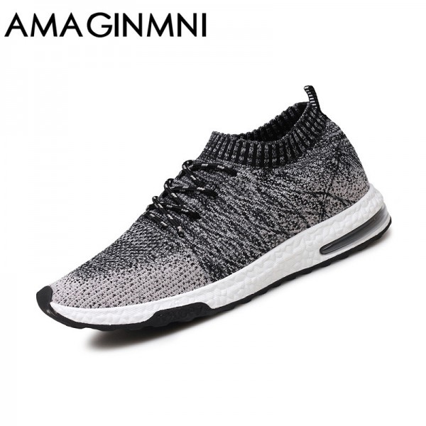 New Breathable Mesh Summer Men Casual Shoes Slip On Male Fashion Footwear Walking Unisex Couples Shoes Mens Extra Image 2