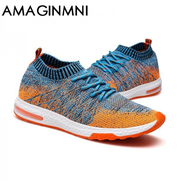 New Breathable Mesh Summer Men Casual Shoes Slip On Male Fashion Footwear Walking Unisex Couples Shoes Mens Extra Image 5