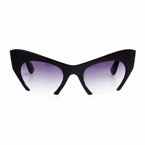 New Cat Eye Hot Selling Fashion Sunglasses For Women Eyewear Hot UV400 Eye Shades For Ladies Cat Eye Design Extra Image 1