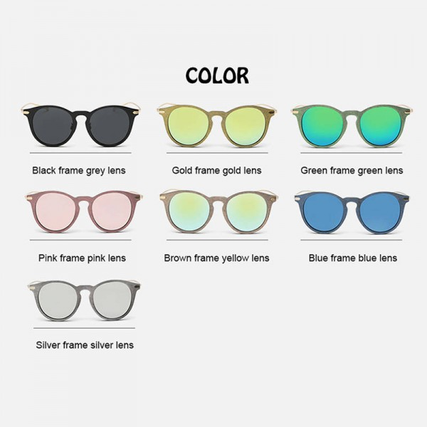 New Cat Eye Women Sunglasses Grain Coated Lens Optical Polarized UV400 Clear Mirror Female Eyewear Extra Image 3
