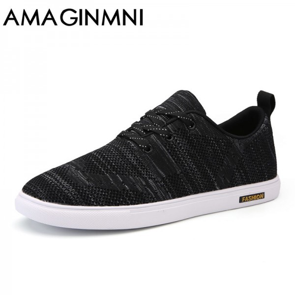 New Men Shoes Anti Slip Fashion brand Mesh Spring Autumn Summer Shoes Flats Solid Men Sneakers Casual Shoes For Men Extra Image 2