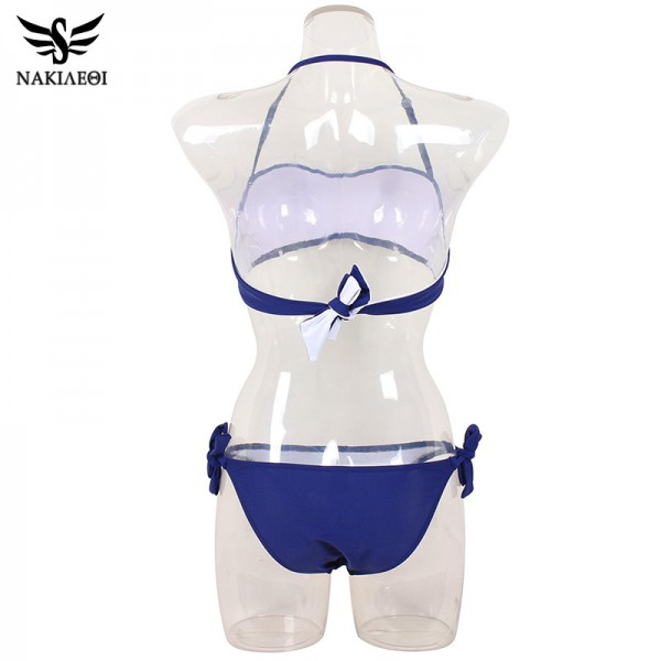 New Sexy Bandeau Bikinis Women Swimsuit Swimwear female Halter Brazilian Bikini Set Summer Beach Bathing Suit Swim Extra Image 6