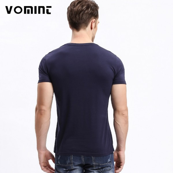 New summer Mens t shirt tops tees fitness Men Cotton tshirts Printing t shirt brand clothing Male Tops Tees Extra Image 2
