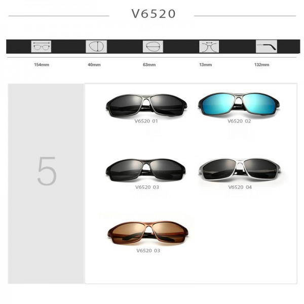 Optical Anti UV Sunglasses For Men Polarized UV400 Anti Glare Anti UVB Anti UVA Anti Radiation Shades Extra Image 4