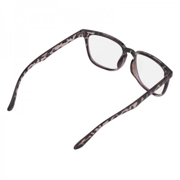 Plain Glass Spectacles Casual Vintage Full Rim Round Shaped Eyeglasses Eye Accessories Full Frame Glasses Extra Image 3