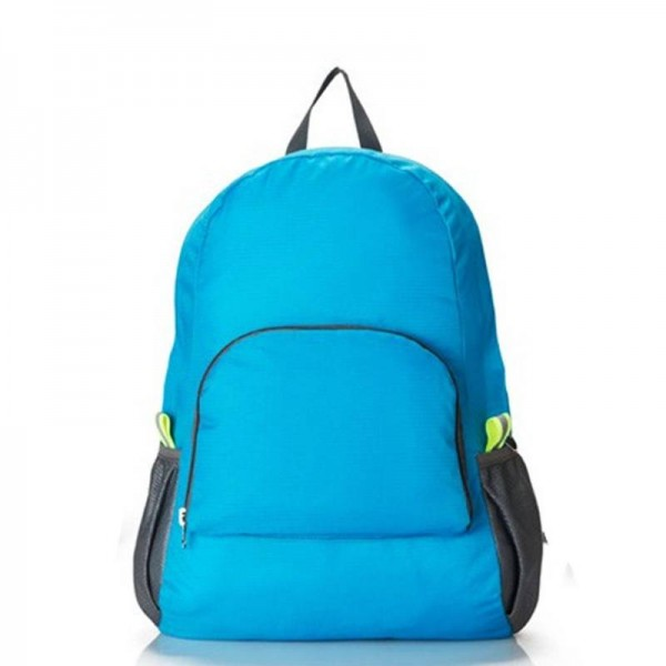 Portable Fashion Backpacks Nylon Zipper Travel Bags New For Men Thumbnail